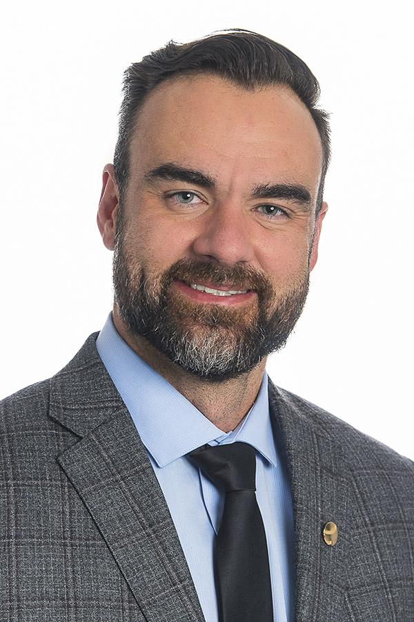 Martin Pichette - Directeur entretien - Eldorado Gold Québec